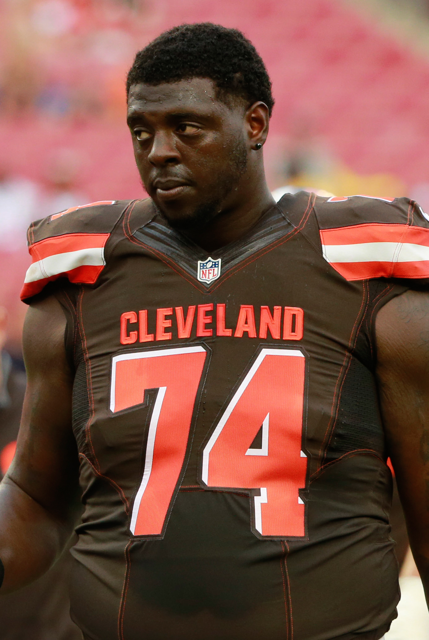 Cam Erving: The NFL is a different game | wkyc.com