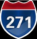 I-271 Traffic Cams