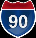 I-90 Traffic Cams