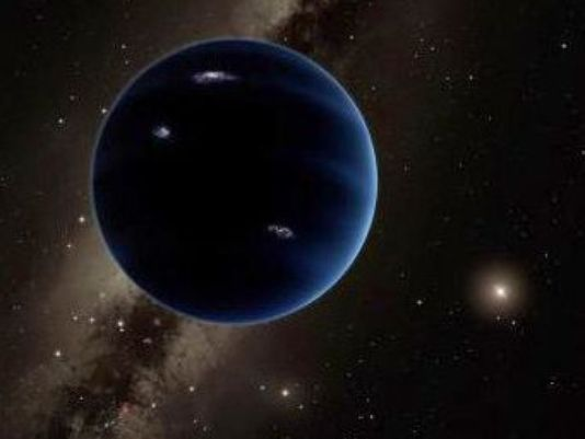 Researchers may have discovered a ninth planet