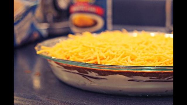 Skyline Chili Dip for the Super Bowl?