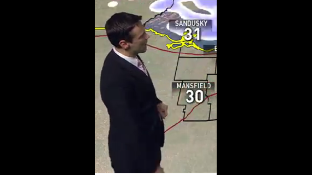FORECAST   Wintry Weather Monday