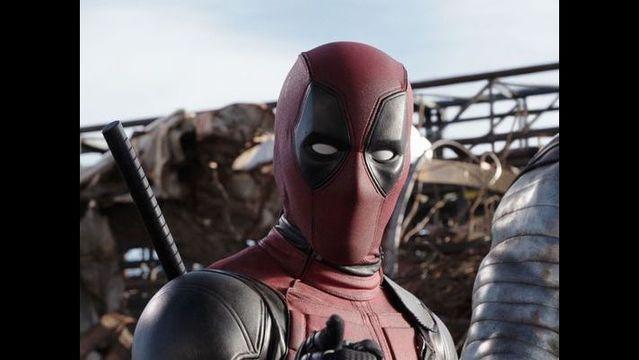 'Deadpool' kills with record $135M