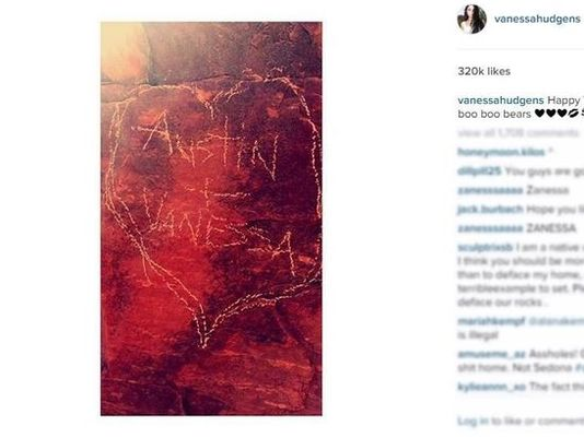 Vanessa Hudgens Could Face Jail Time for Posting THIS Picture
