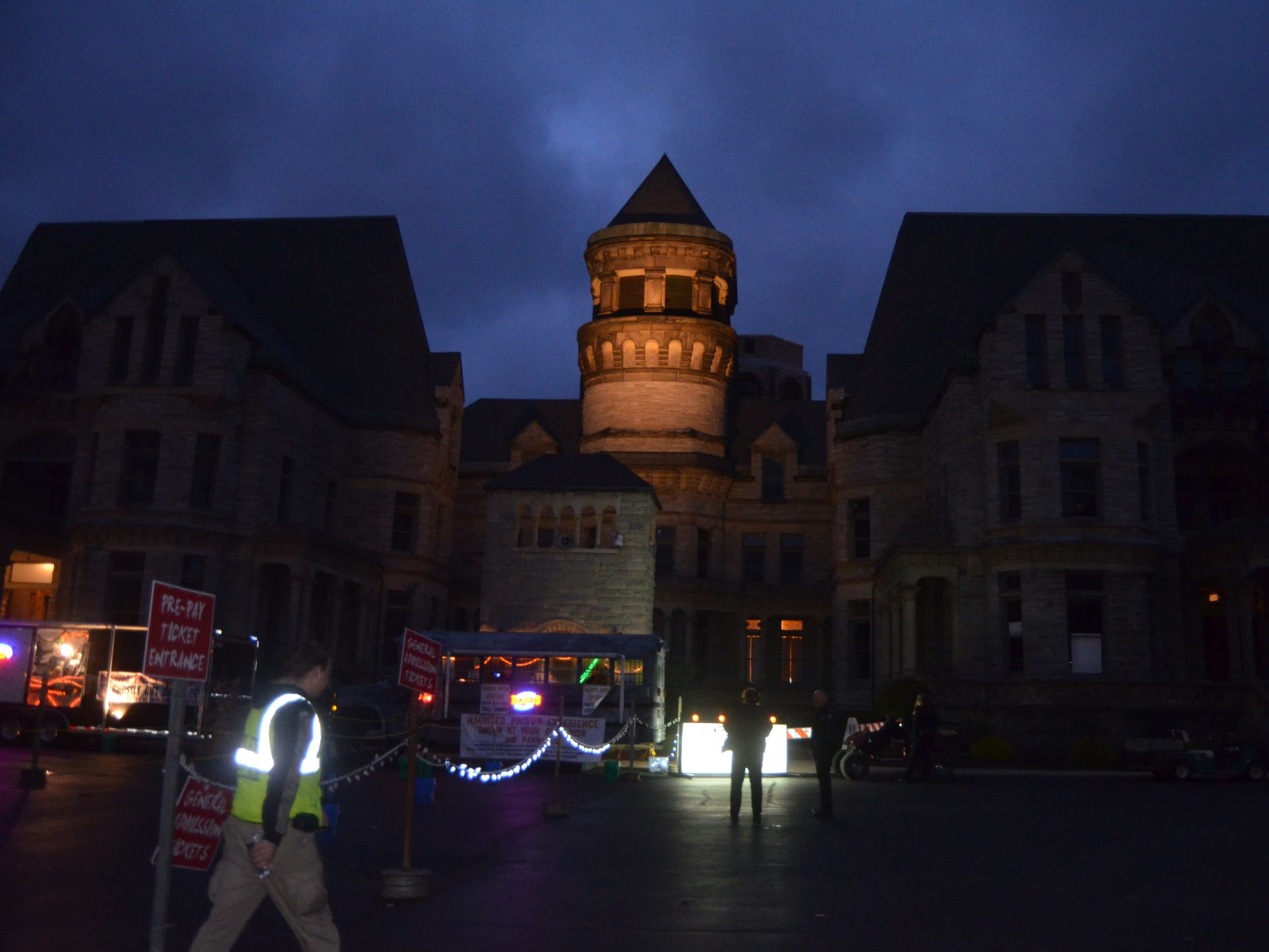 photos | 2015 haunted prison experience at mansfield reformatory