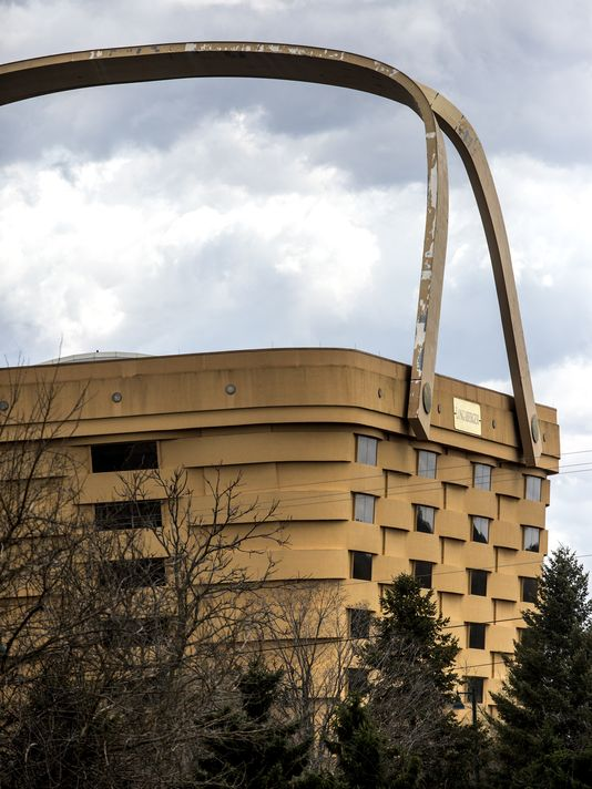 Longaberger To Leave Basket Building For