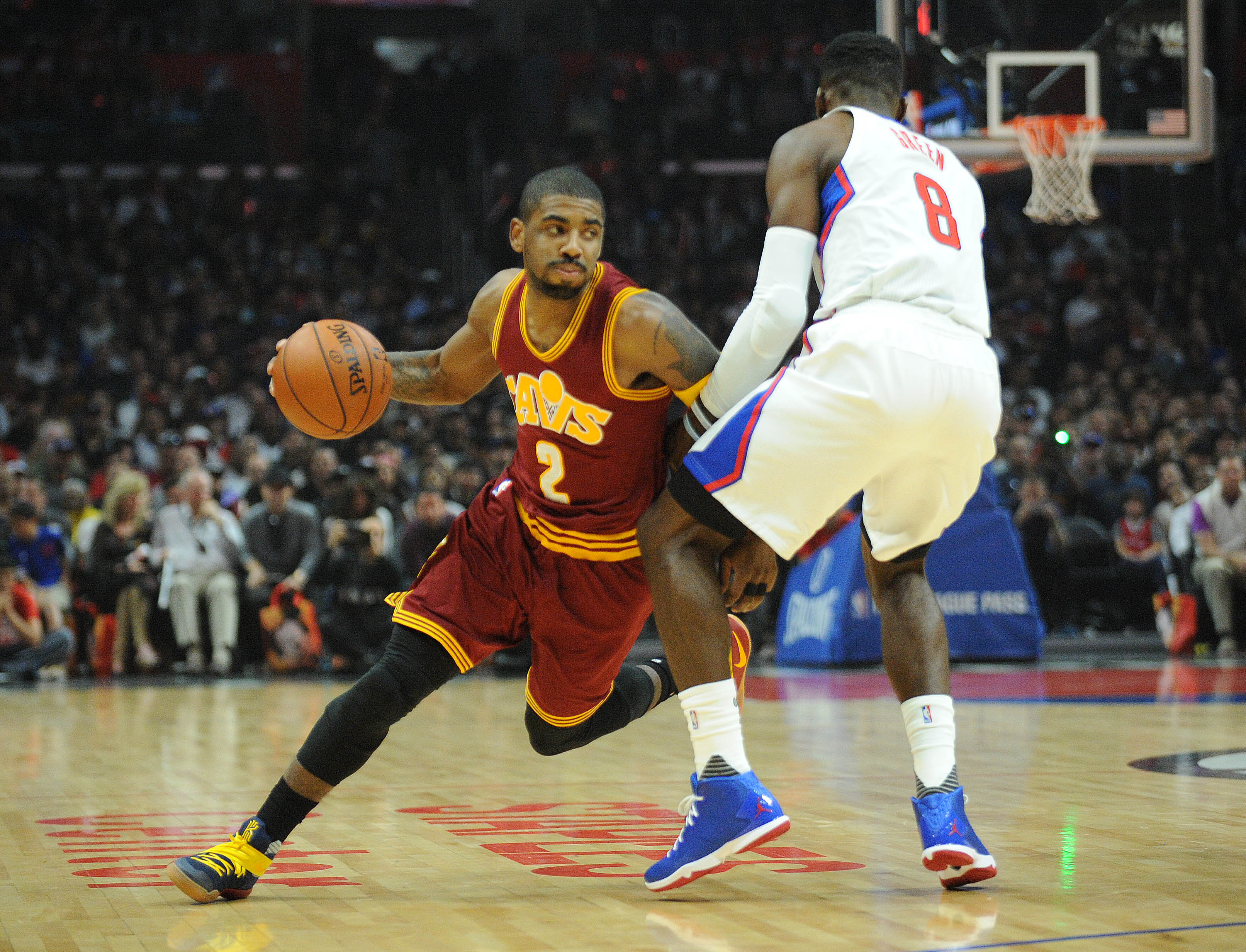 kyrie irving - photo #23