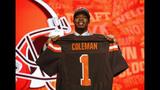 PHOTOS | Cleveland Browns draft Corey Coleman