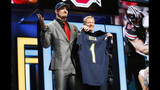 PHOTOS | Every Ohio State Buckeye picked in the NFL Draft