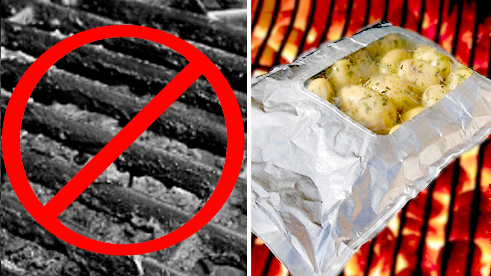 Super Saver Never Clean Your Grill Or Oven Again