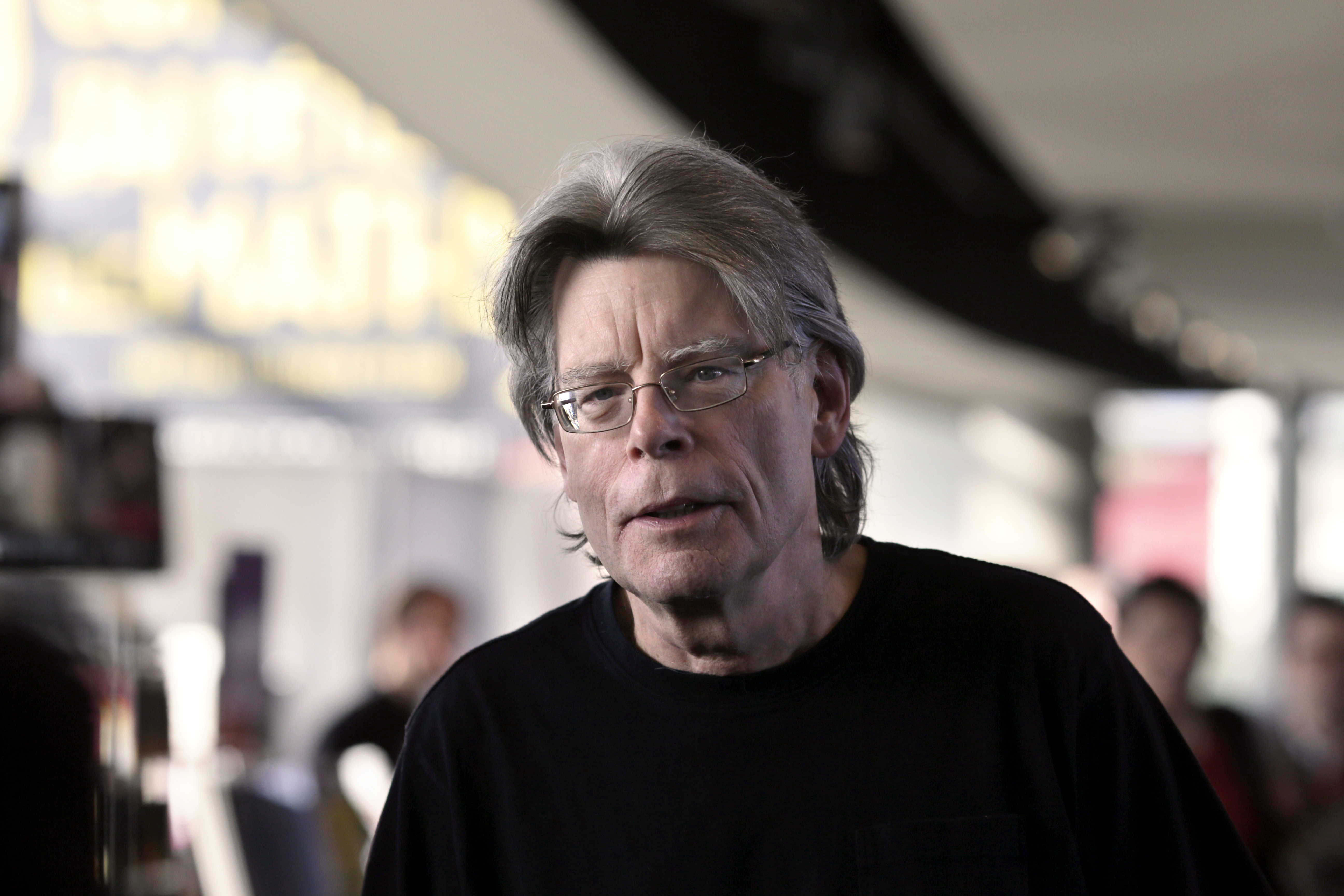 Horror author Stephen King: 'Enough with the Cubs! GO, TRIBE!'