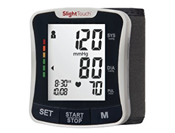 More accurate health and blood pressure readings in under 30 seconds!