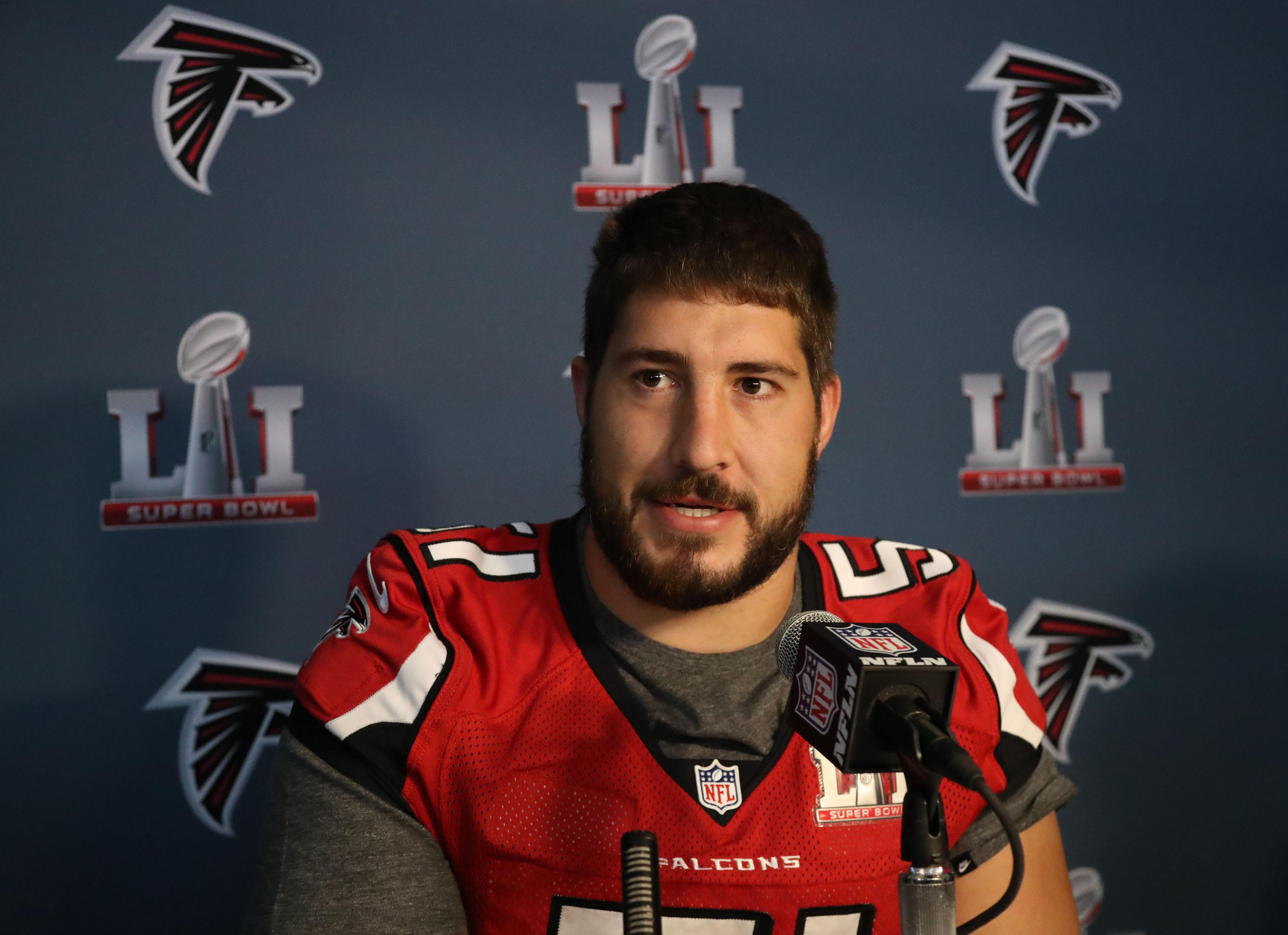Alex Mack: Atlanta Falcons focus on never letting their ...