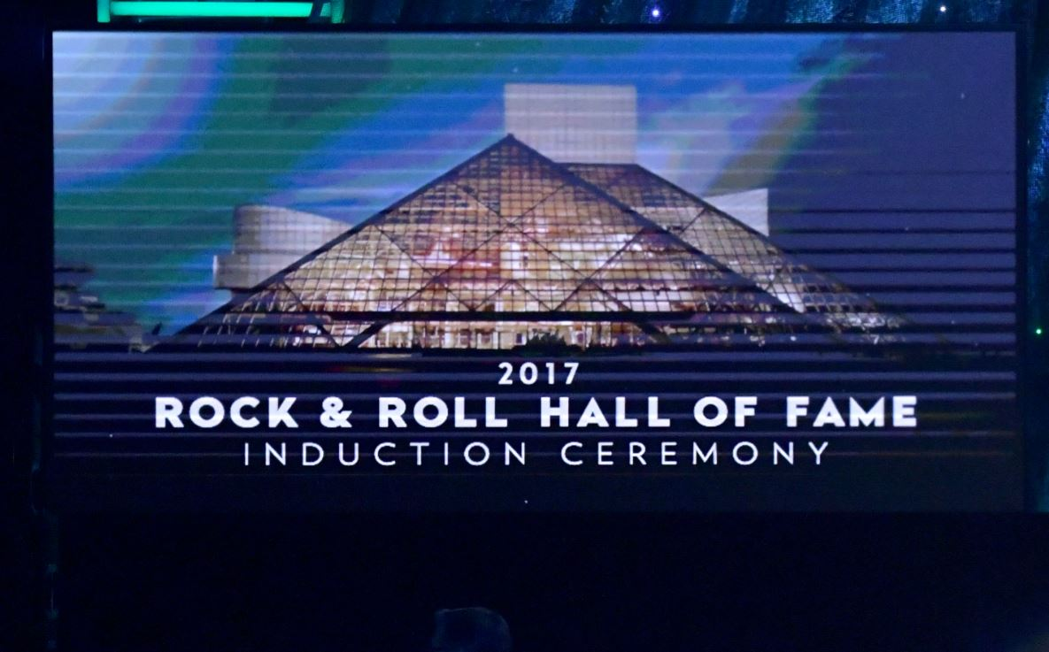 2017 Rock and Roll Hall of Fame induction ceremony: Real-time updates