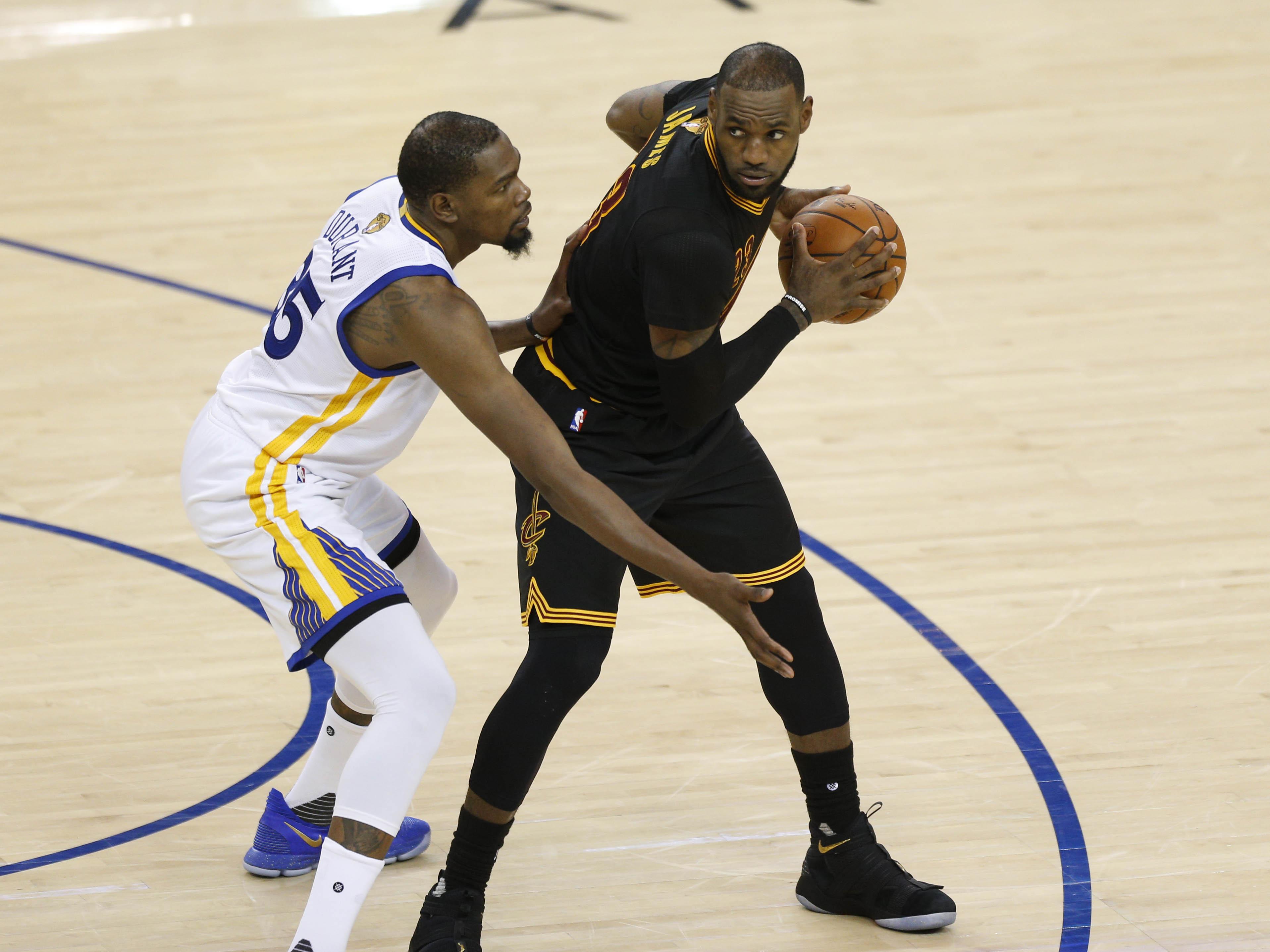 Recap Cleveland Cavaliers Drop Game 1 Of 2017 Nba Finals ...