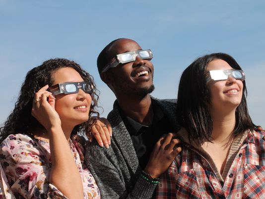 'Eclipse blindness' is a real thing. Here's how to watch the solar eclipse safely