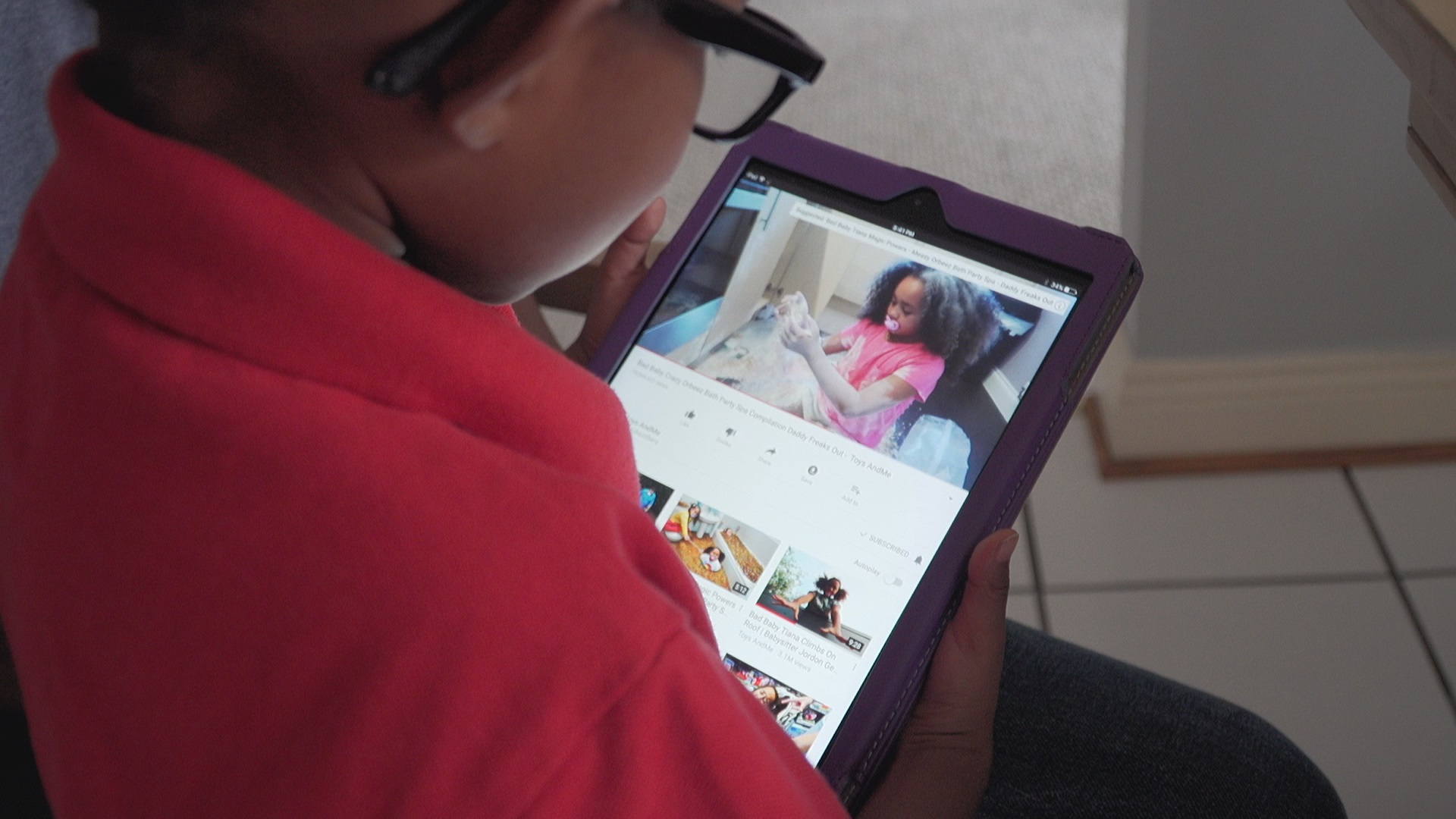local moms put parental control device circle with disney to the test wkyc com wkyc com