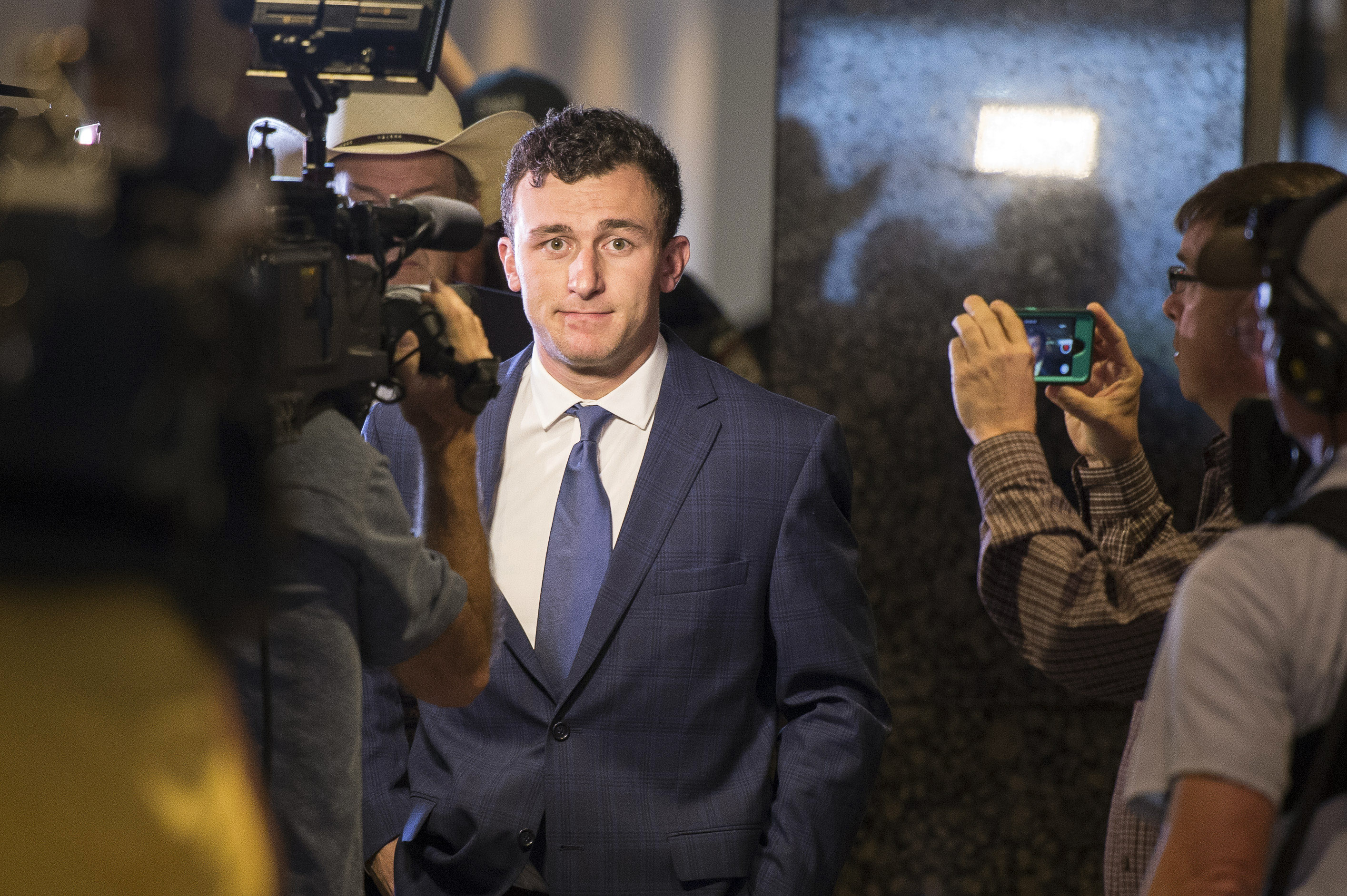 Tiger-Cats deliver Manziel pitch and buy time