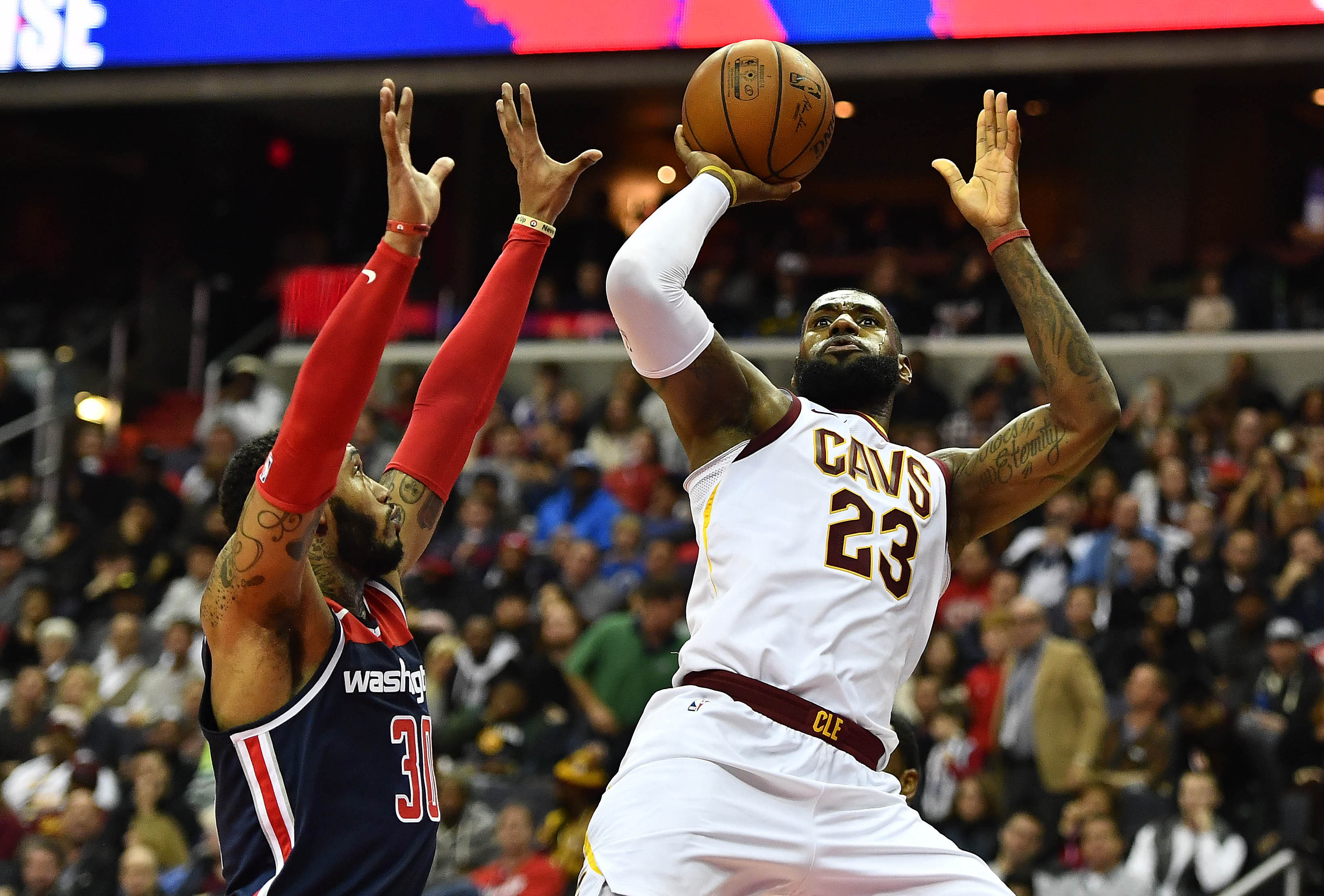 LeBron James says road trip was 'trash'
