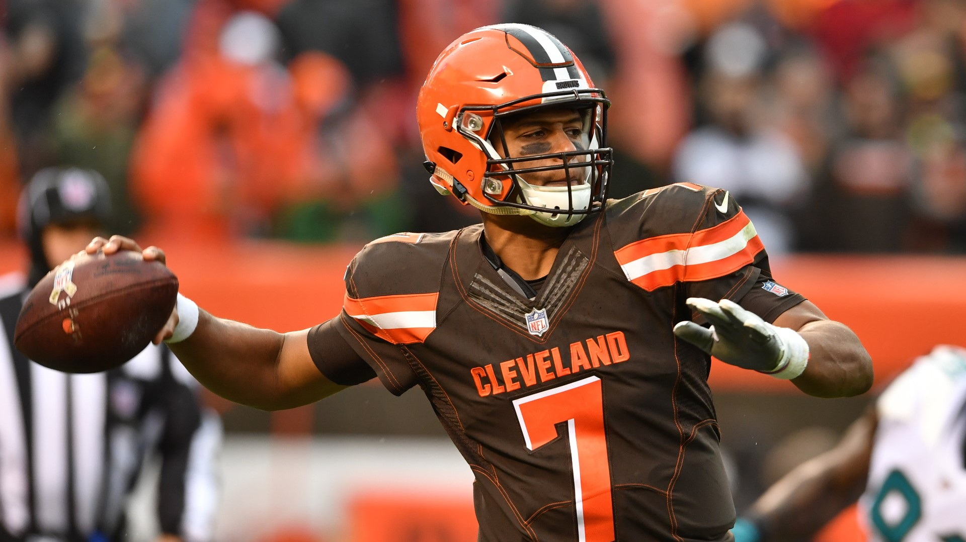 Report: Cleveland Browns in process of re-designing uniforms ...