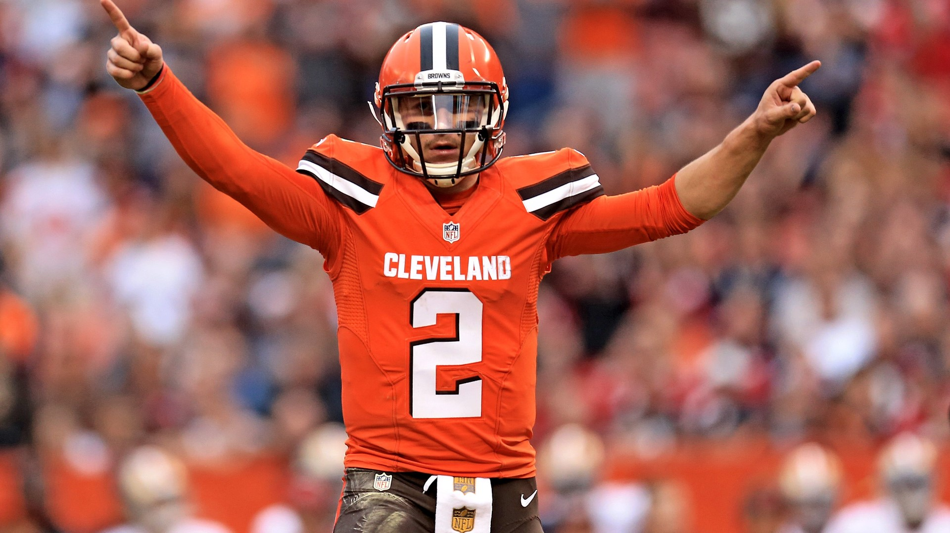 Johnny Manziel trolls Cleveland Browns uniforms   wkyc.com