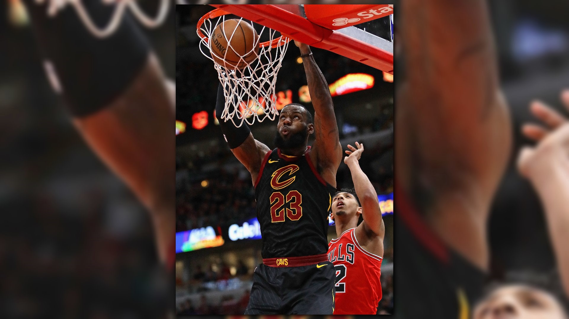 wkyc.com | LeBron James gets 33 points in triple-double, Cleveland Cavaliers beat Chicago Bulls